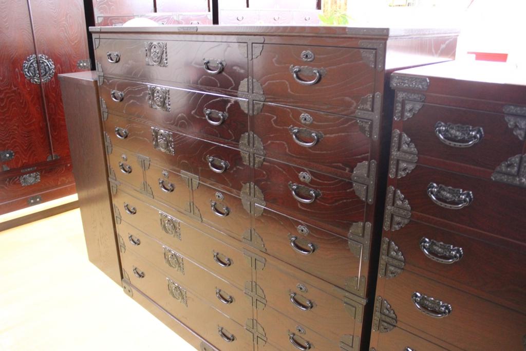 民芸和家具 150ワイドチェスト